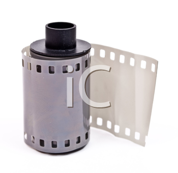 Royalty Free Photo of a 35 mm Filmstrip