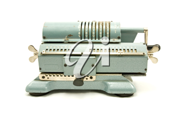 Royalty Free Photo of a Vintage Calculator