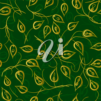 Royalty Free Clipart Image of a Nature Background
