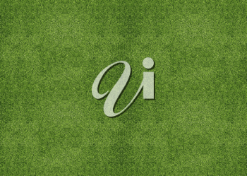 Royalty Free Photo of a Grassy Background