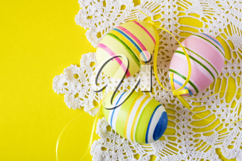 Royalty Free Photo of Easter Eggs